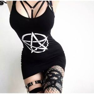 *COMING SOON* Pentagram Tank Dress